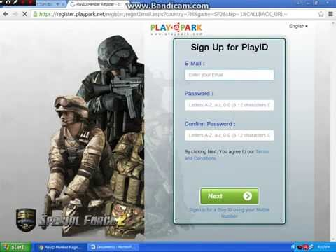 Video How To Register On Special Force 2