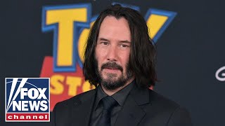 Keanu Reeves being praised as