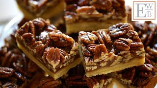 Beths Pecan Bars | ENTERTAINING WITH BETH