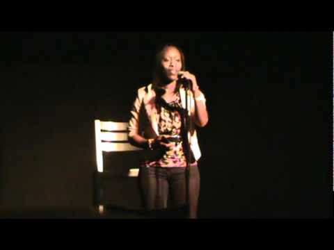 Mz Agape {spotlight artist} @ Busboys and Poets Hosted by Drew Law