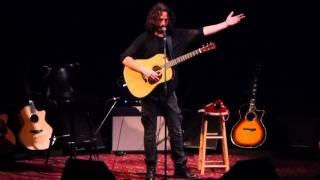 Chat with crowd - Ground Zero Chris Cornell Carnegie Hall 11.21.11