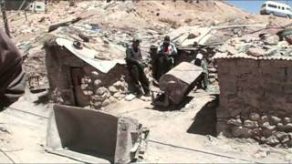 preview picture of video 'Bolivia 2011. Mina Cerro Rico Potosi..avi'