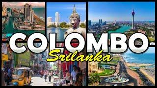 COLOMBO City - Sri Lanka (4K)