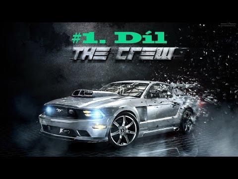 The Crew | Let's Play CZ/SK | Namočen v průseru | 1.díl | Pc gameplay