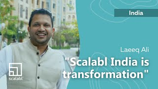 Laeeq Ali's Testimony: Scalabl India Is Transformation | Bangalore, India