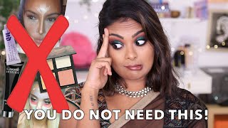 6 UNNECESSARY Makeup Trends! You DONT Have To Do This!