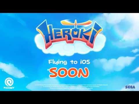 Heroki™ - Debut Trailer (60 FPS) thumbnail