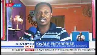 Entrepreneurs from Kwale County look to China for cheaper quality goods