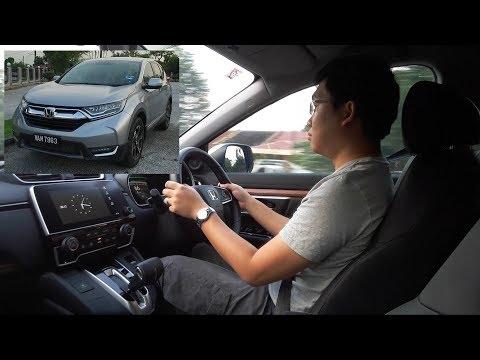 2017 Honda CR-V 1.5 VTEC Turbo AWD Malaysia Review | EvoMalaysia.com