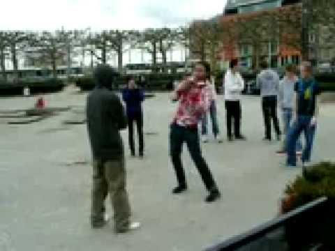 Download Tecktonik Vs Shuffle Battle Gent Video 3GP Mp4 FLV HD Mp3