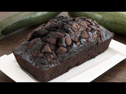Video Chocolate Zucchini Bread Recipe