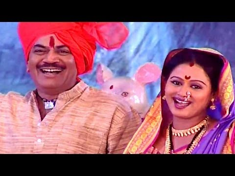 Chala Chala Ho Jauya - Ganpatichya Lagnachi Aali Varat, Marathi Gauri Ganpati Song