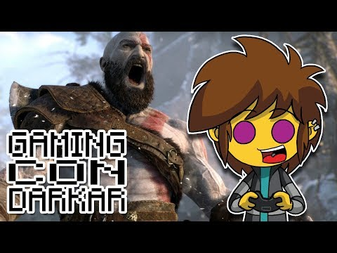 Gaming Con Darkar - E1: God Of War