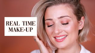 REAL TIME - everyday make-up | OlesjasWelt