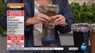 HSN | Sporto Boots 11.08.2016 - 10 PM