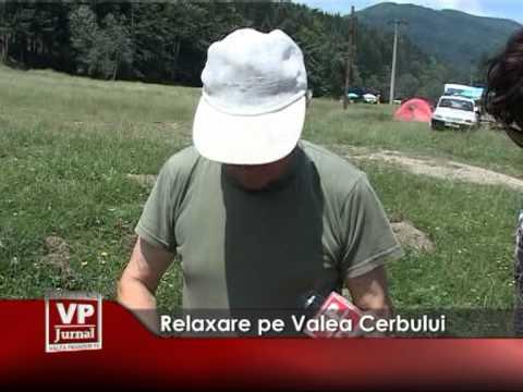 Relaxare pe Valea Cerbului