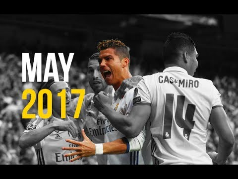 Cristiano Ronaldo – May 2017 – Best Skills & Goals ● HD