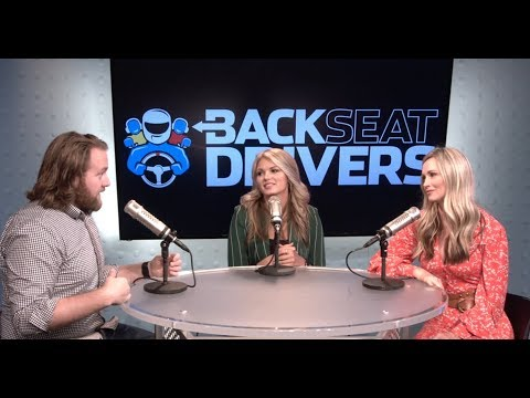 Full Episode: Backseat Drivers talk Denny Hamlin, Round of 8 and more