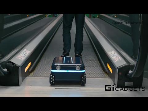 ВИДЕО: Travelmate е куфер кој ќе ве следи во чекор