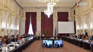 Parlament-comisii: Candidaţi pentru posturi de ambasadori, printre care Andrei Muraru şi George Maior, aviz favorabil