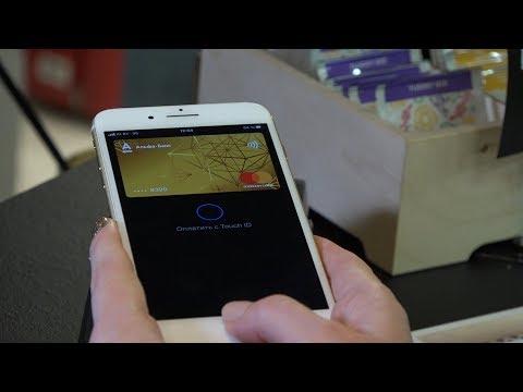 Сервис Apple Pay пришел в Беларусь 19 ноября.