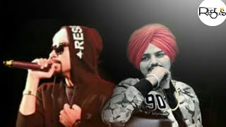 Nagni - BOHEMIA Ft. Sidhu Moose Wala (Official Audio) - Desi Rapstars!