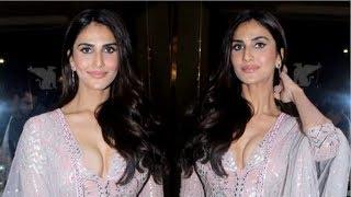 Vaani Kapoor STUNNING Looks In Desi Wear At Beti Fashion Show 2020