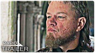THE LAST DUEL Official Trailer (2021) Matt Damon, Ben Affleck Movie HD