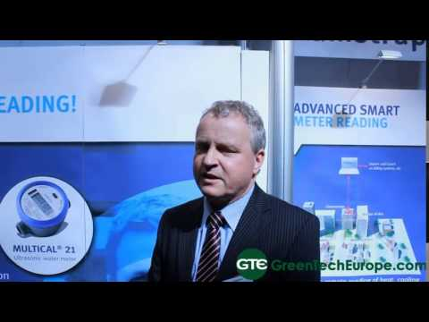 Kamstrup Interview: Automatic Meter Reading Solutions