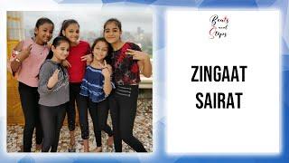 Zingaat   Sairat | Dance Choreography | Ajay Atul |