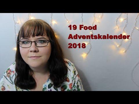 19 Food Adventskalender 2018