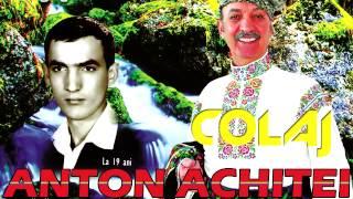 Colaj muzica populara din Moldova - Anton Achitei (Album 2015)