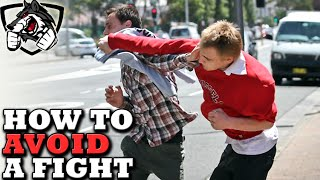 How to Avoid a Fight with these 5 Steps