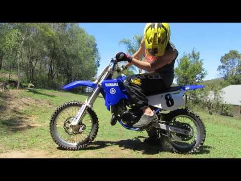Yamaha Yz 80cc