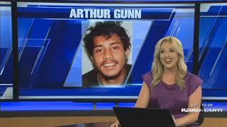Arthur Gunn's Wichita News Coverage