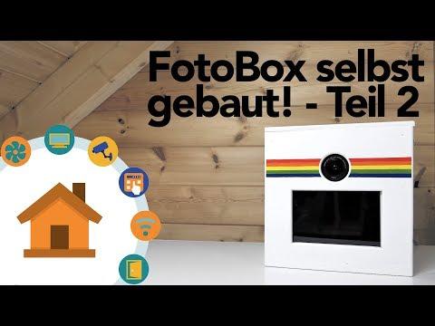 Eine FotoBox im Eigenbau - Teil 2 | verdrahtet.info [4K]