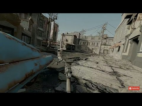Fallout 4 VR is Graphically Impressive — Oculus