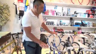 小嶋敬二がサイクルショップ「keiG」を金沢市内にオープン