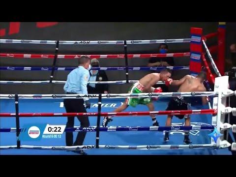 Карлос Канисалес – Эстебан Бермудес / Carlos Canizales vs. Esteban Bermudez