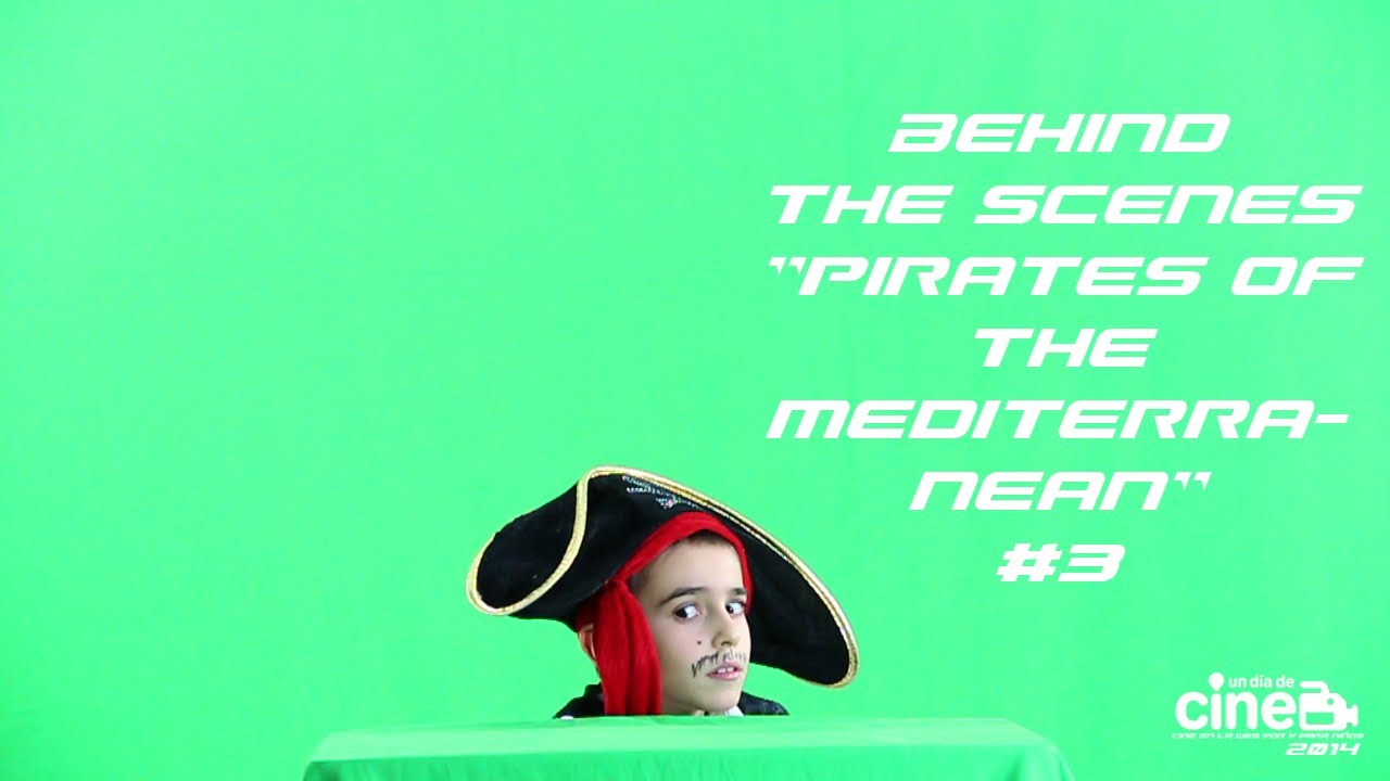 """Behind the Scenes of """"Pirates of the Mediterranean"""" #3"""