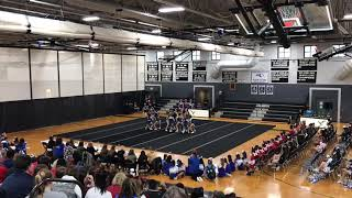 Cheer Flies to First Place Finish at TVL Championships