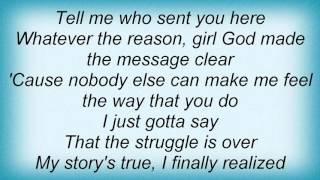 Lionel Richie - Piece Of My Heart Lyrics