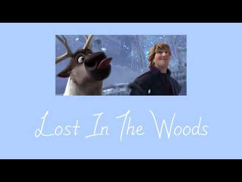 ❄ 겨울왕국2 ost : Lost In The Woods - Jonathan Groff / Lyrics [가사해석] / 김뽀