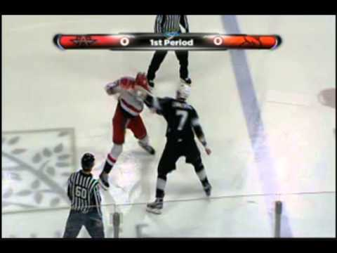 Garrett Klotz vs. Riley Emmerson