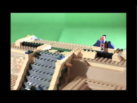 Vidéo LEGO Pharaoh's Quest 7327 : La Pyramide du scorpion