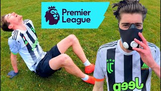 I Tried the Premier League Fitness Test without practice