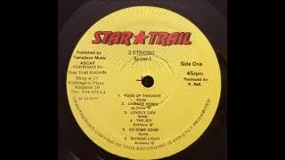 Anthony B - Damage Remix - Star Trail LP -1998