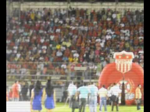 """""""Semifinales Vida Olimpia"""" Barra: La Marea Roja • Club: Vida"""