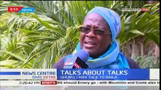 Talks about talks: Uhuru Kenyatta and Raila Odinga oppose talks on power sharing