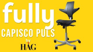 Fully Capisco Puls by HAG - Review